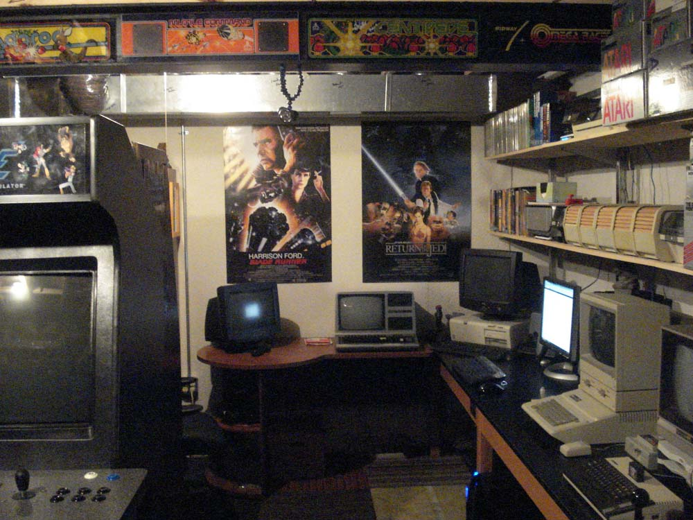 Tempest S New Game Room Show Us Your Collection